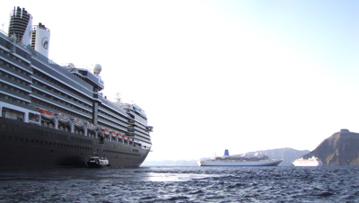 Services for cruise travelers